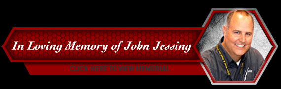 Tribute to John Jessing